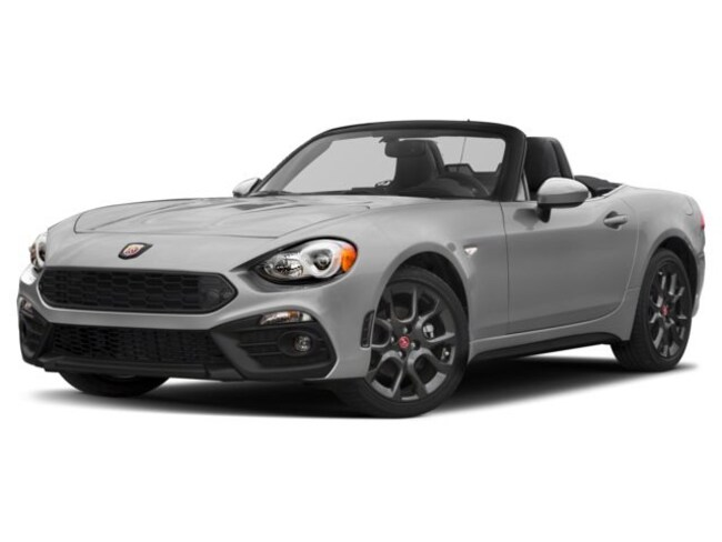 New 2018 FIAT 124 Spider ABARTH Convertible Greer, SC