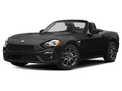New 2018 FIAT 124 Spider ABARTH Convertible for sale in Blairsville, PA at Tri-Star Chrysler Motors