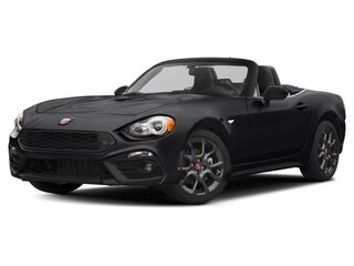 New 2018 FIAT 124 Spider Abarth Convertible Medford, OR