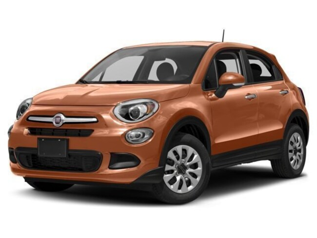 New 2018 FIAT 500X Trekking SUV in Lancaster, PA