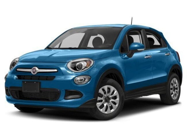 New 2018 FIAT 500X LOUNGE FWD Sport Utility for sale/lease in Wesley Chapel FL