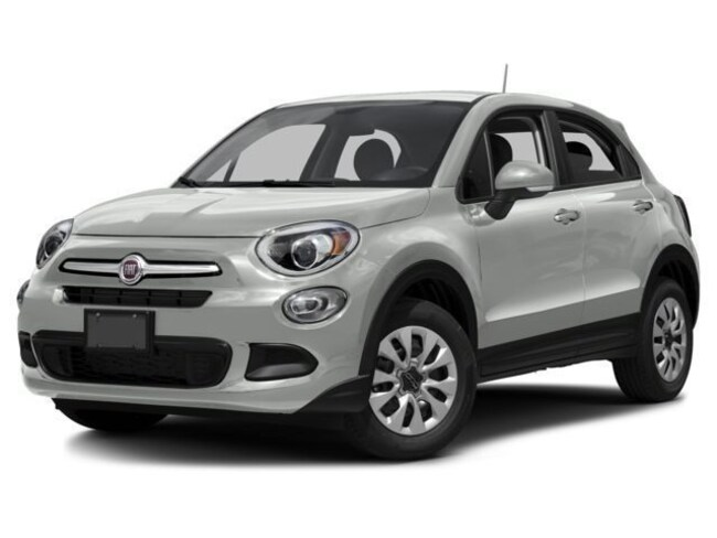 New 2018 FIAT 500X LOUNGE FWD Sport Utility in Burlingame
