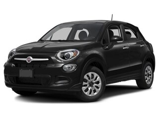 New 2018 FIAT 500X POP AWD Sport Utility for sale in West Frankfort, IL