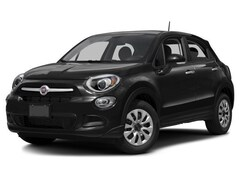 New 2018 FIAT 500X URBANA EDITION AWD Sport Utility for sale near Eau Claire at Chilson Chrysler Dodge Jeep Ram FIAT