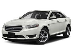 New 2018 Ford Taurus SEL Sedan in Helena, MT