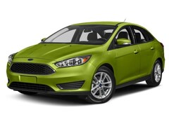 Used 2018 Ford Focus SE Sedan Gallup, NM