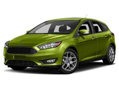 New 2018 Ford Focus SEL Hatchback 1FADP3M2XJL243654 for sale in Bloomington, IL at Sam Leman Ford Bloomington