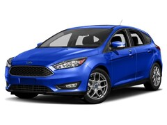 New 2018 Ford Focus SEL Hatchback in Broomfield