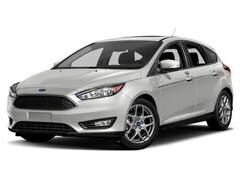 2018 Ford Focus SEL Hatch Hatchback