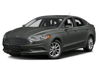New 2018 Ford Fusion SE Sedan in San Bernardino, CA