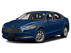 New Ford 2018 Ford Fusion SE Sedan in Duluth, MN