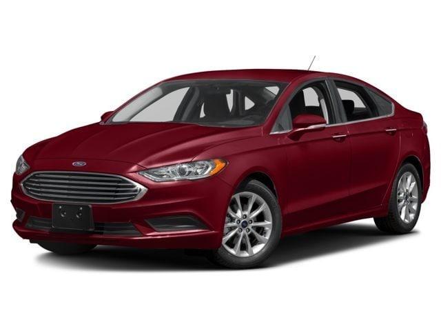 2018 Ford Fusion SE Demonstrator Sedan