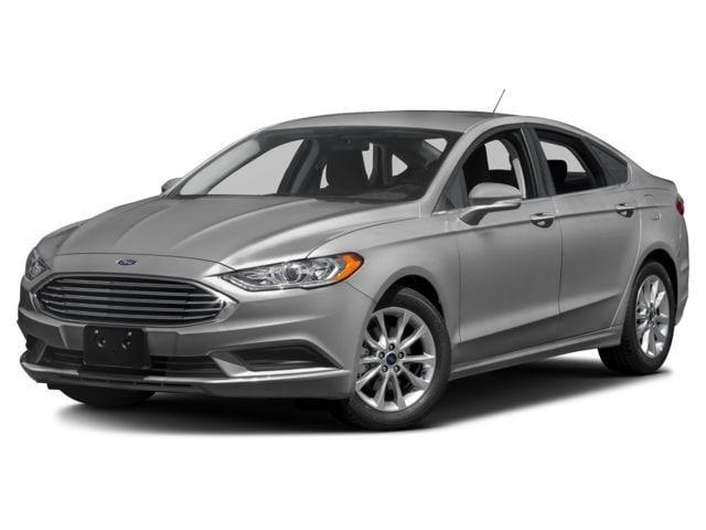 2018 Ford Fusion SE Car