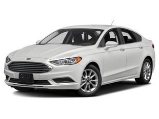 2018 Ford Fusion SE Sedan 20015A