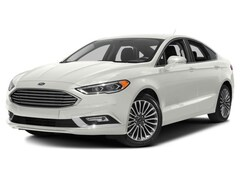 2018 Ford Fusion Platinum Sedan 3FA6P0D96JR217364 for sale near Elyria, OH at Mike Bass Ford