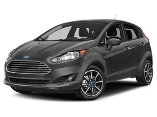 New 2018 Ford Fiesta SE Hatchback