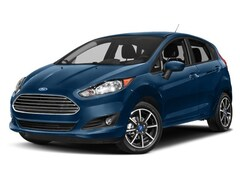2018 Ford Fiesta SE Lightning Blue