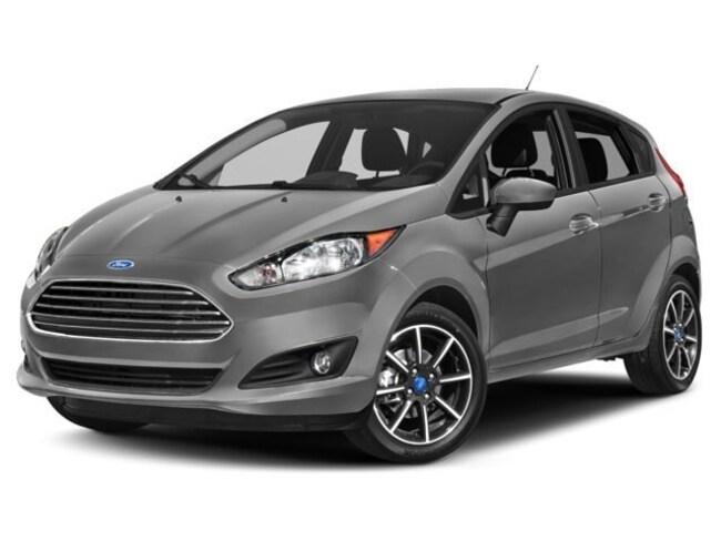 New 2018 Ford Fiesta SE Hatchback near Detroit