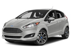 New 2018 Ford Fiesta SE Hatchback 3FADP4EJ4JM133323 for sale in Lebanon, NH