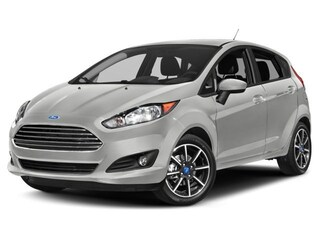 2018 Ford Fiesta Base Hatchback