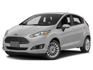 2018 Ford Fiesta Titanium w/Navigation Titanium Hatch