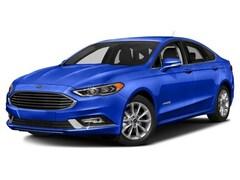 2018 Ford Fusion Hybrid SE SE  Sedan