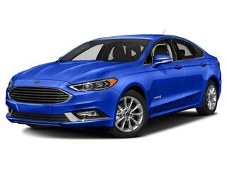 2018 Ford Fusion Hybrid COURTESY LOANER SAVE $$$ Sedan
