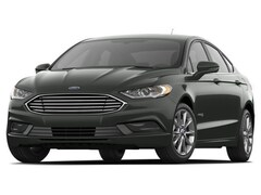 New 2018 Ford Fusion Hybrid SE Sedan 3FA6P0LU9JR176220 for sale in Hillsdale, MI