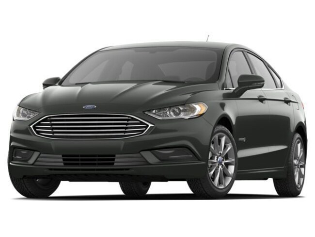 2018 Ford Fusion Hybrid Hybrid SE Sedan