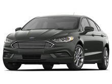 2018 Ford Fusion Hybrid SE w/ Tech Pkg ** Retired Courtesy Car ** Sedan