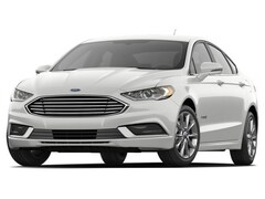 New 2018 Ford Fusion Hybrid SE Sedan in Gilbert, AZ