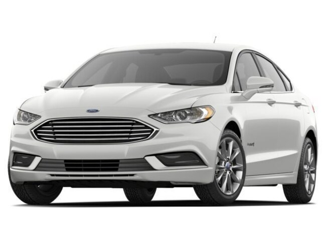 Used 2018 Ford Fusion Hybrid SE Sedan for sale in Indio, CA