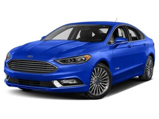 2018 Ford Fusion Hybrid Sedan Near Worcester MA