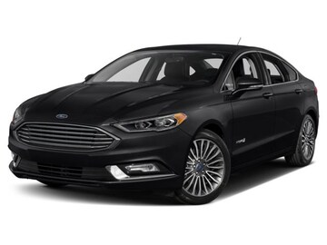 2018 Ford Fusion Hybrid Sedan
