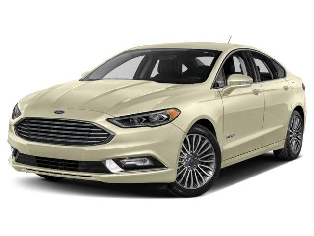 2018 Ford Fusion Hybrid CM Sedan