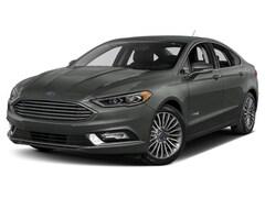 2018 Ford Fusion Hybrid Platinum Sedan