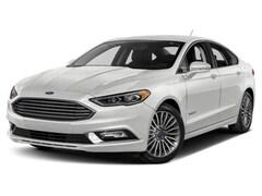 2018 Ford Fusion Hybrid Titanium Sedan