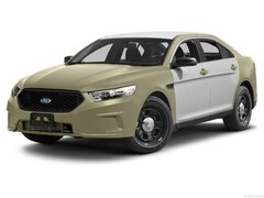 2018 Ford Sedan Police Interceptor AWD Sedan