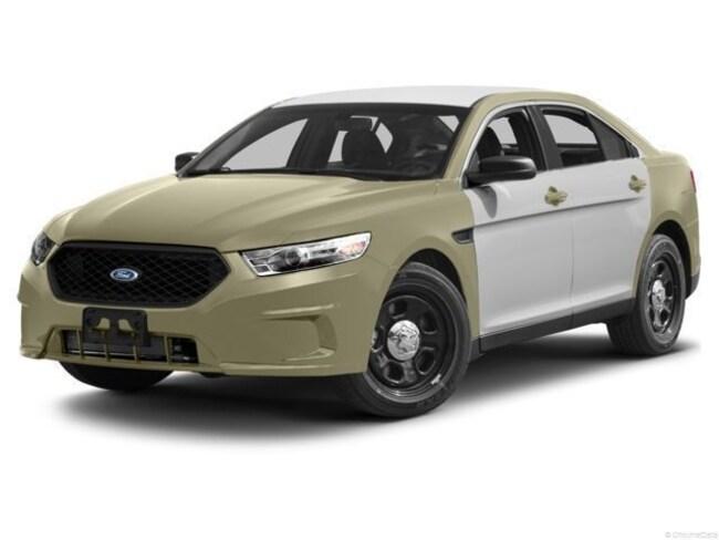 2018 Ford Sedan Police Interceptor Sedan