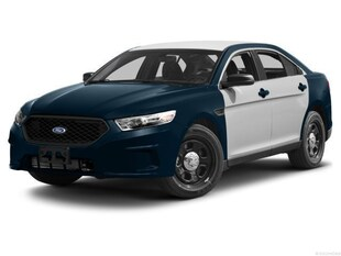 2018 Ford Sedan Police Interceptor Base