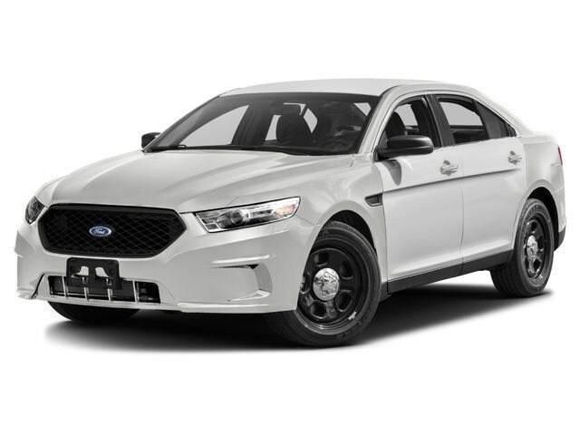 2018 Ford Police Interceptor Sedan AWD