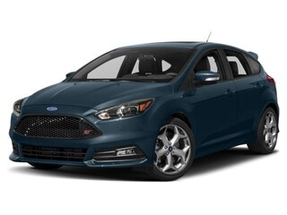 New Ford cars, trucks, and SUVs 2018 Ford Focus ST Base Hatchback for sale near you in Westborough, MA