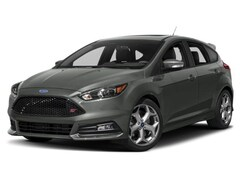 2018 Ford Focus ST Hatchback 1FADP3L98JL320696 for sale near Elyria, OH at Mike Bass Ford