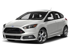 2018 Ford Focus ST Hatchback 1FADP3L96JL320695 for sale near Elyria, OH at Mike Bass Ford