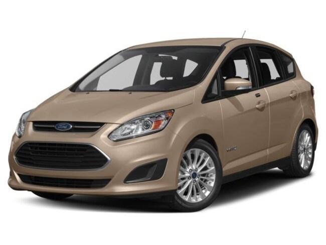 2018 Ford C-Max Hybrid Titanium Hatchback