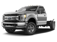 2018 Ford F-350 Cab; Regular; Chassis