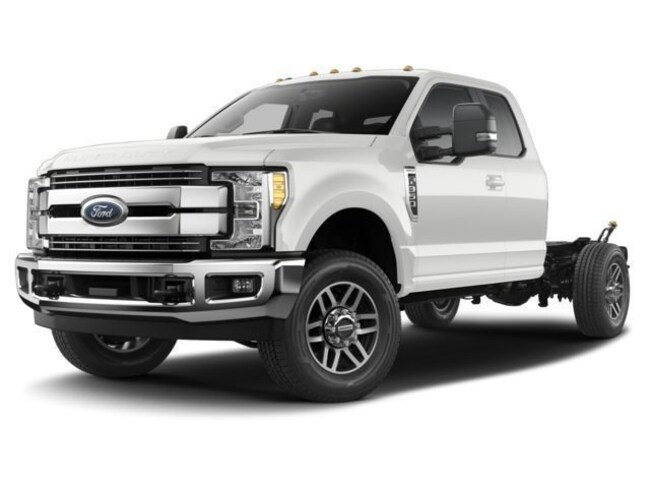 New 2018 Ford F-350SD XL Cab/Chassis in Cathedral City
