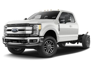 New 2018 Ford F-350 Truck Super Cab