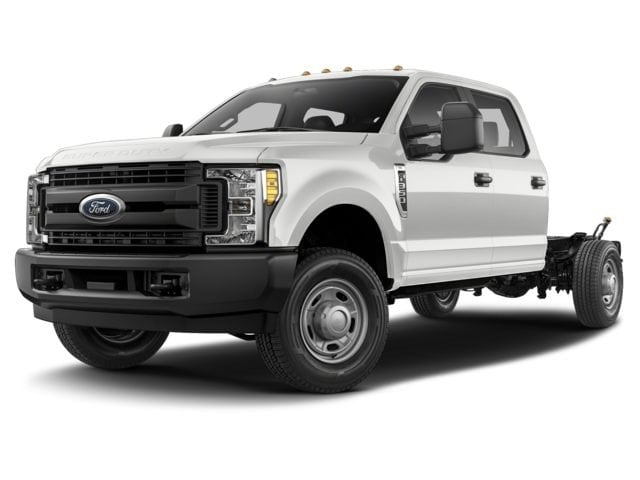 2018 Ford F-350 Chassis Truck Crew Cab