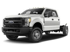 New 2018 Ford F-350 Chassis XL Truck Crew Cab for sale in Jackson, MS